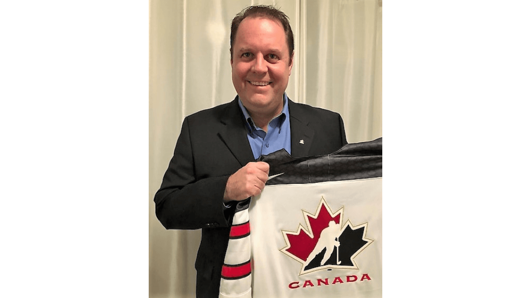 Executive Director Rob Newson Joins Hockey Canada as Atlantic Director
