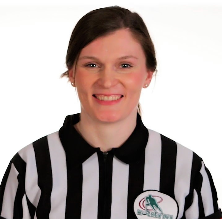 Dixon and Dillon Selected as Hockey Officials for 2019 Canada Winter Games