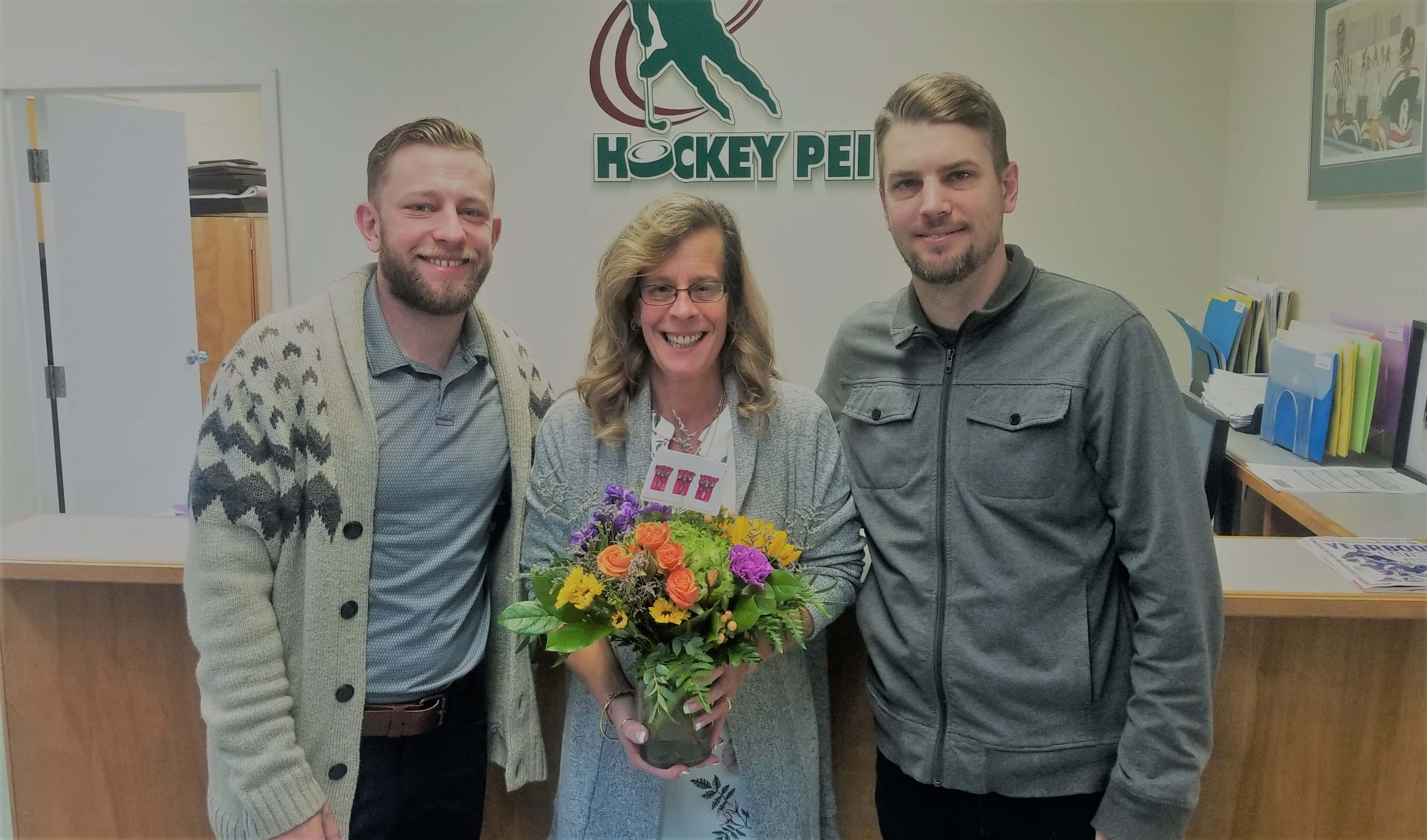 Hockey PEI Welcomes New Office Administrator
