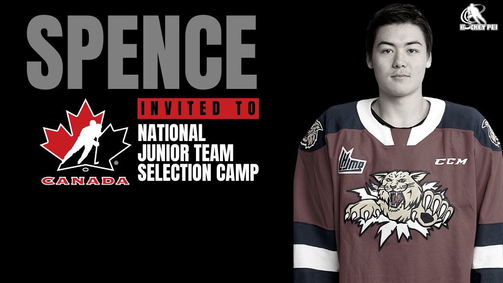 Cornwall's Jordan Spence Invited to National Junior Team Selection Camp