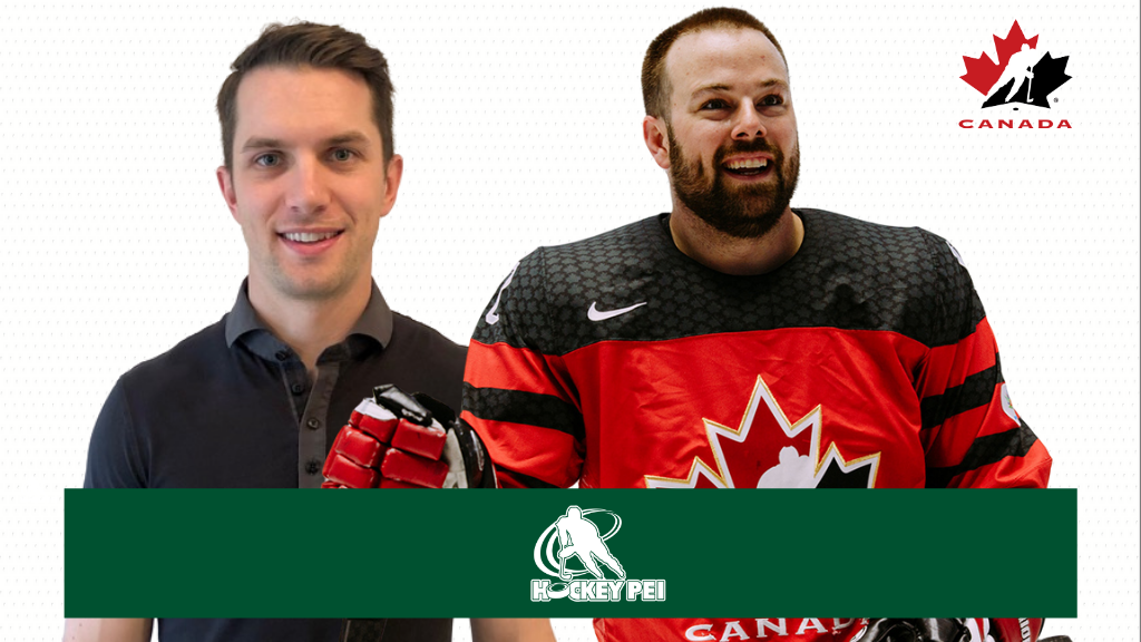 BILLY BRIDGES & BEN CAMERON NAMED TO CANADA'S NATIONAL PARA HOCKY TEAM TRAINING CAMP